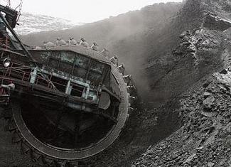 разработка угольных месторождений открытым способом