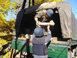 Перевозка опасных грузов класса 1