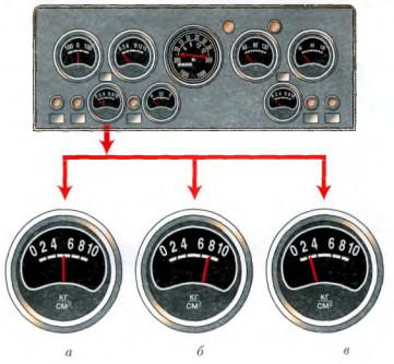 2. При каком давлении в пневмосистеме можно начинать движение самоходной машины?