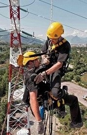 2015г.Тестирование работников по 2 группе безопасности работ на высоте с ссылками на правила ПОТ № 155н