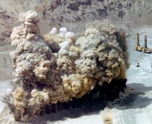 Б.12.2   тестирование  - взрывные  работы  на открытых горных разработках