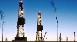 строительство нефтяных и газовых скважин.