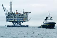 разработка нефтяных и газовых месторождений на континентальном шельфе